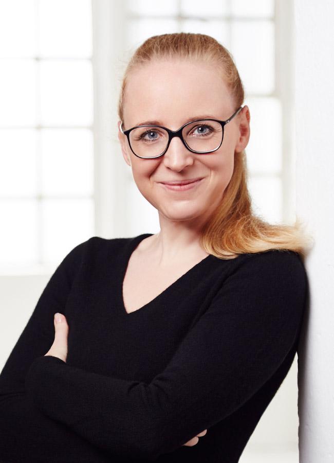 Expertin Silvia Talmon