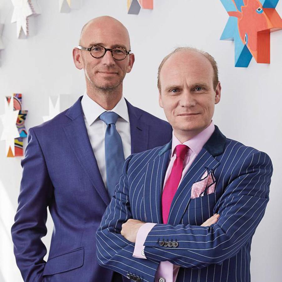 Christian und Michael Sieger | sieger design