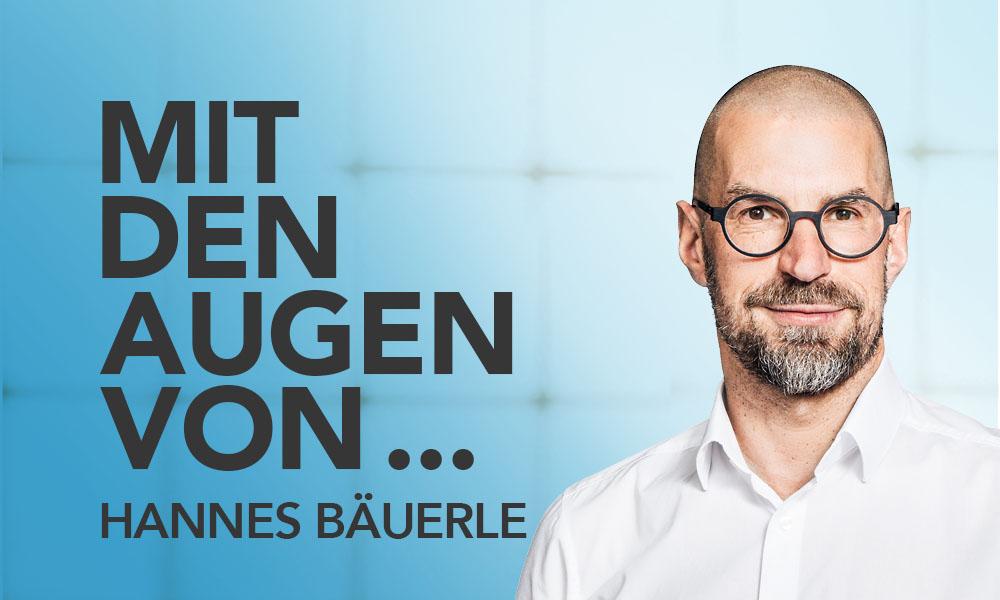 Retail-Kolumne von Hannes Bäuerle