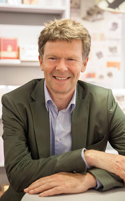 Klaus Kluge | Bastei Lübbe AG