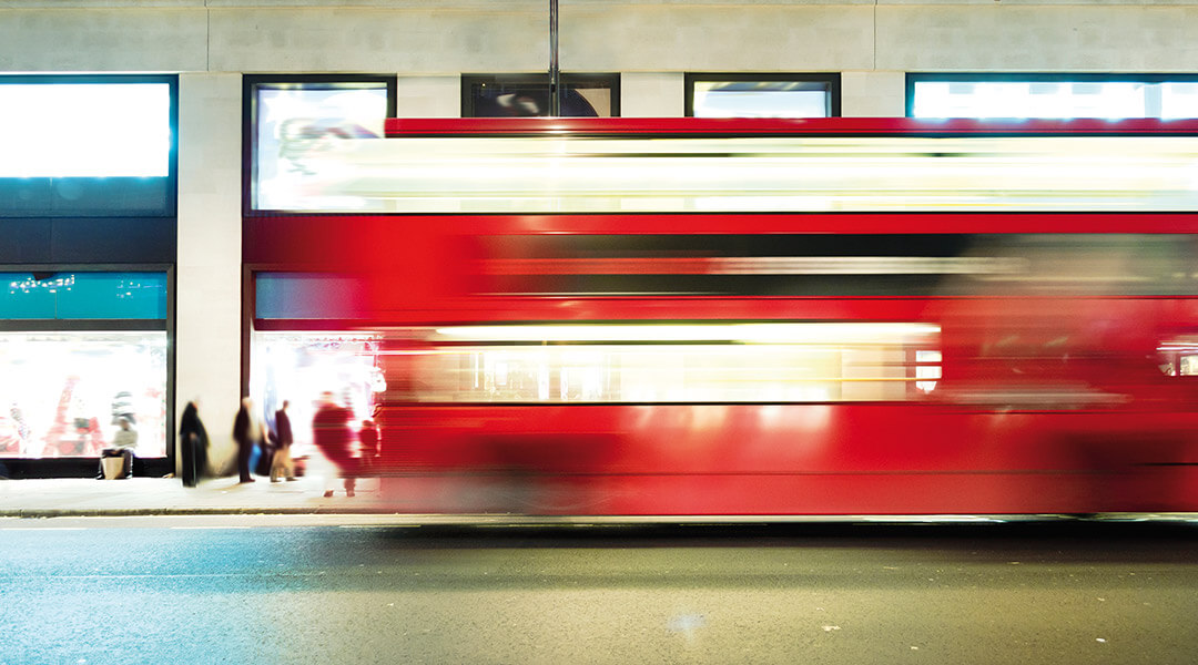 REWE – Retail Tour London