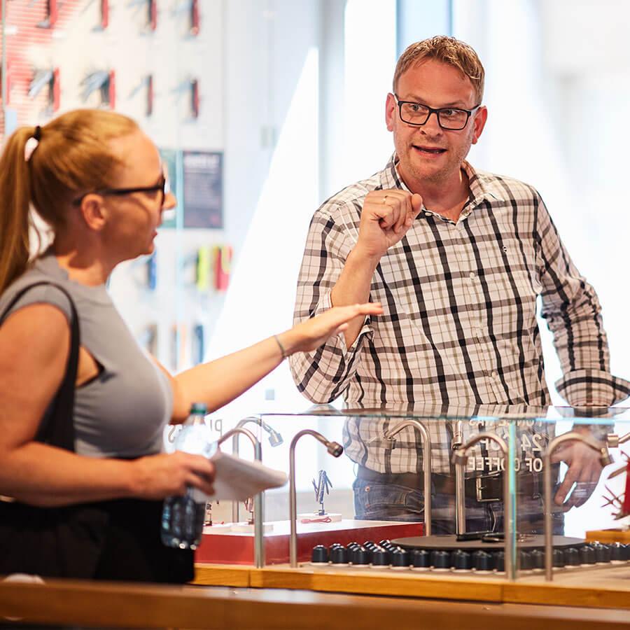 Retail Tour Expertenaustausch