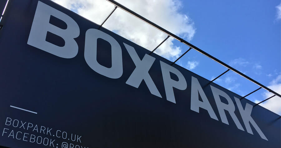 REWE Retail Tour London Boxpark